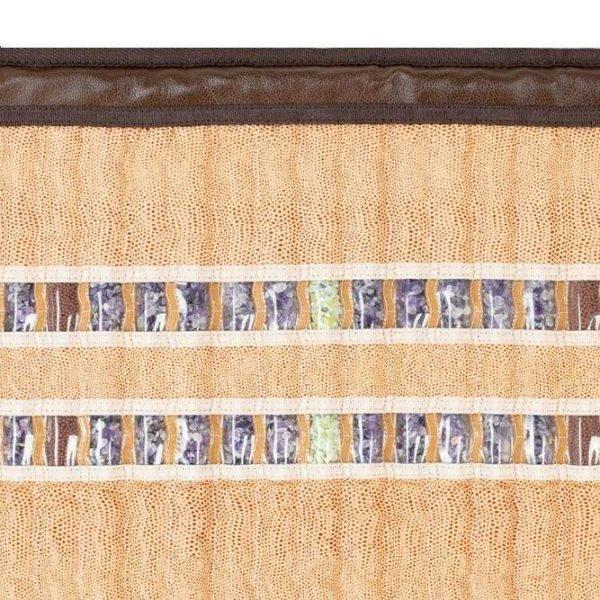 Amethyst-Jade-Tourmaline-SOFT-Largee-Blanket-Full-Long-7232-InframatPro (5)