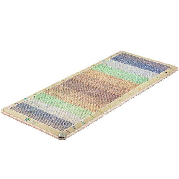Amethyst-Sodalite-Blue-Lace-Agate-Green-Aventurine-Yellow-Aventurine-Carnelian-Red-Jasper-Rainbow-Chakras-Mat-Large-7632-Firm-PEMF-InframatP (3)