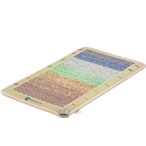Amethyst-Sodalite-Blue-Lace-Agate-Green-Aventurine-Yellow-Aventurine-Carnelian-Red-Jasper-Rainbow-Chakras-Mat-Small-4224-Firm-PEMF-InframatPro (3)