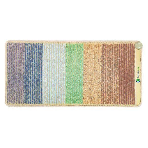 Amethyst-Sodalite-Blue-Lace-Agate-Green-Aventurine-Yellow-Aventurine-Carnelian-Red-Jasper-Rainbow-M-Mat-Medium-5024-Firm-PEMF-InframatPro (1)